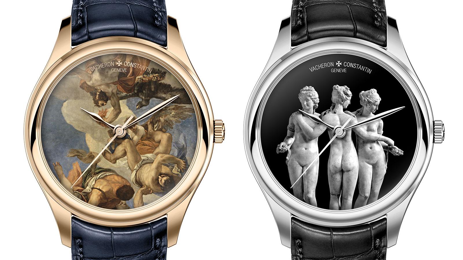 Orologio Vacheron Constantin Louvre la partnership esclusiva dell'Alta Orologeria con il museo parigino