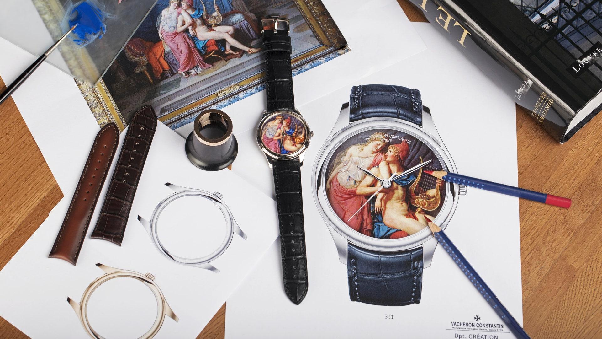 Orologio Vacheron Constantin Louvre: la partnership esclusiva dell'Alta Orologeria con il museo parigino
