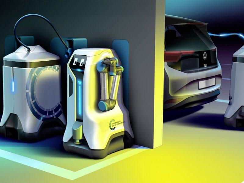 Robot Volkswagen