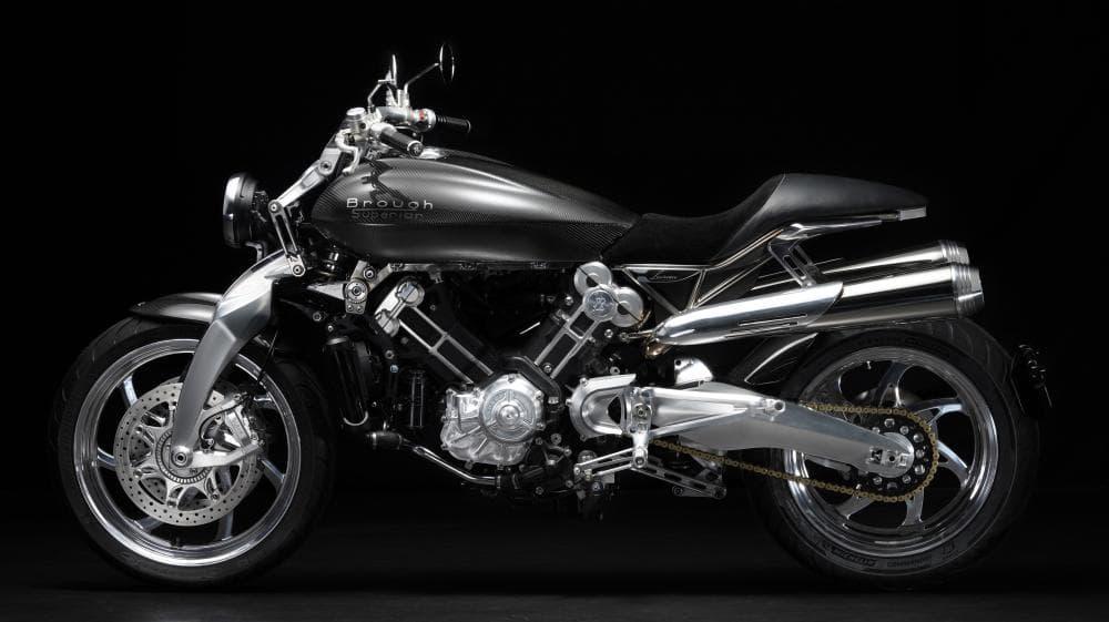 Brough Superior Lawrence 2021: la moto da 66 mila Euro!