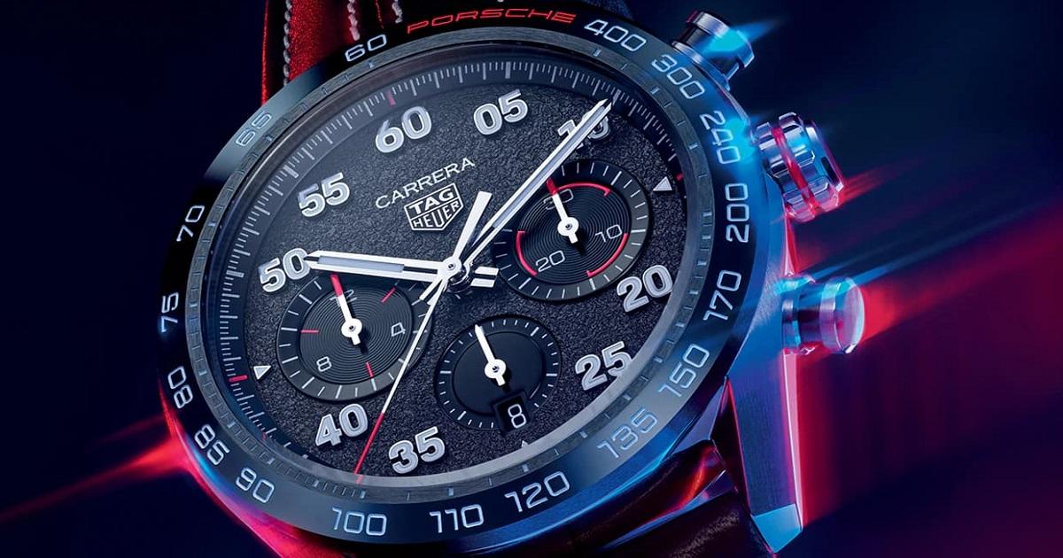 Orologio TAG Heuer Carrera Porsche Chronograph