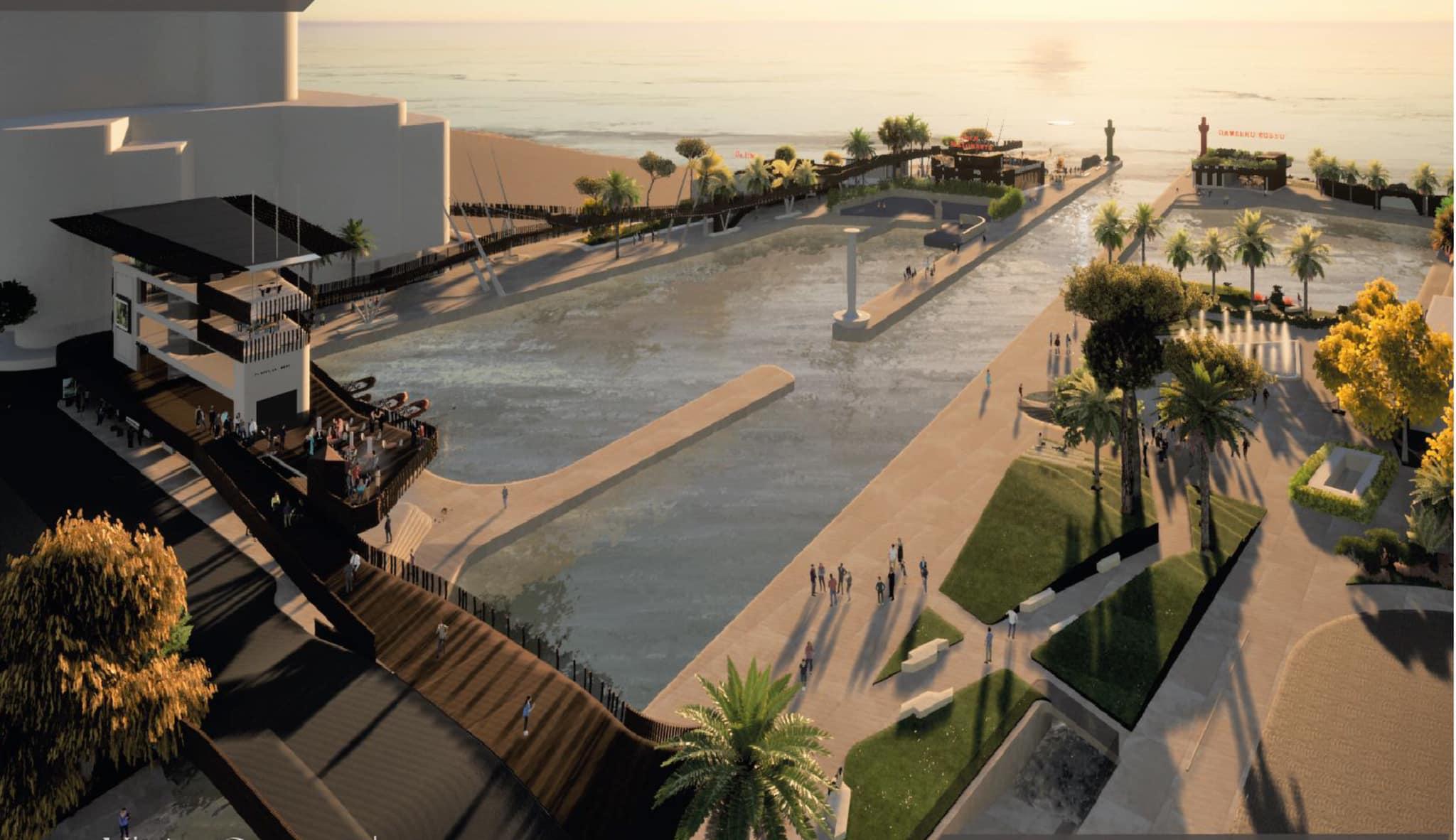 Piano Riqualifica Porto Riccione E' pronto il progetto per dare un nuovo volto alla città