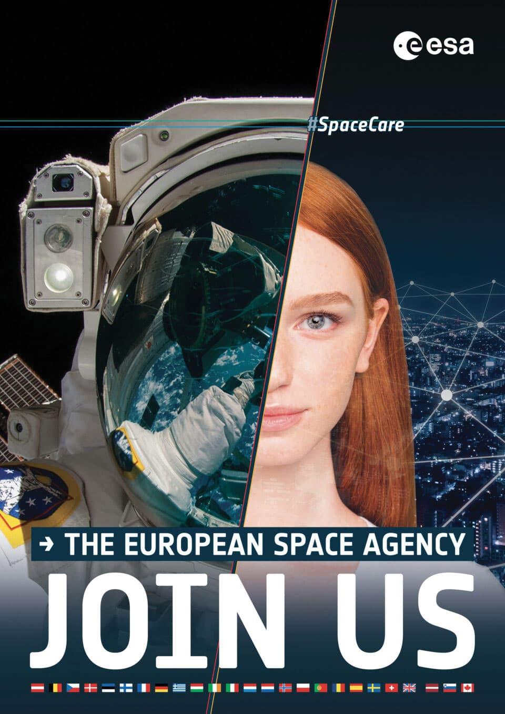 ESA cerca astronauti/e Sono aperte le candidature dal 31 marzo 2021