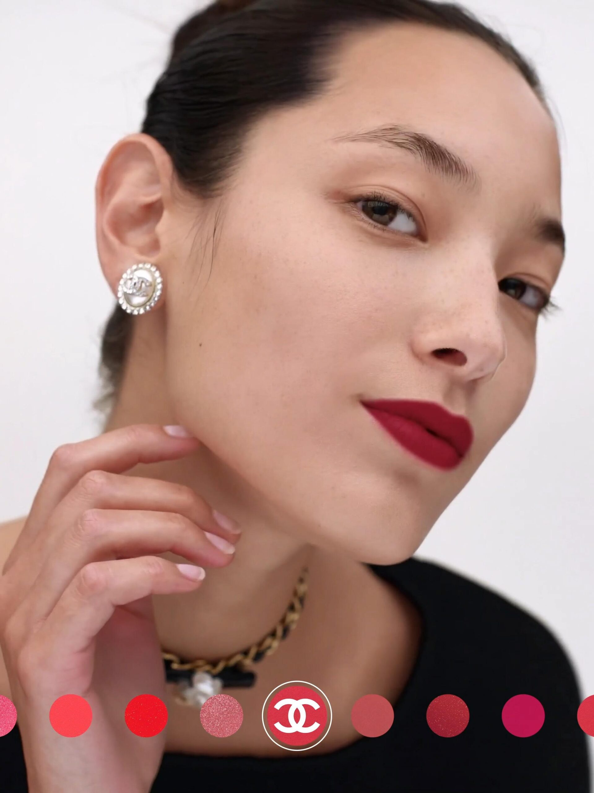 Lipscanner Chanel E' nata l'app Lipscanner Chanel per trovare il rossetto dei tuoi sogni!
