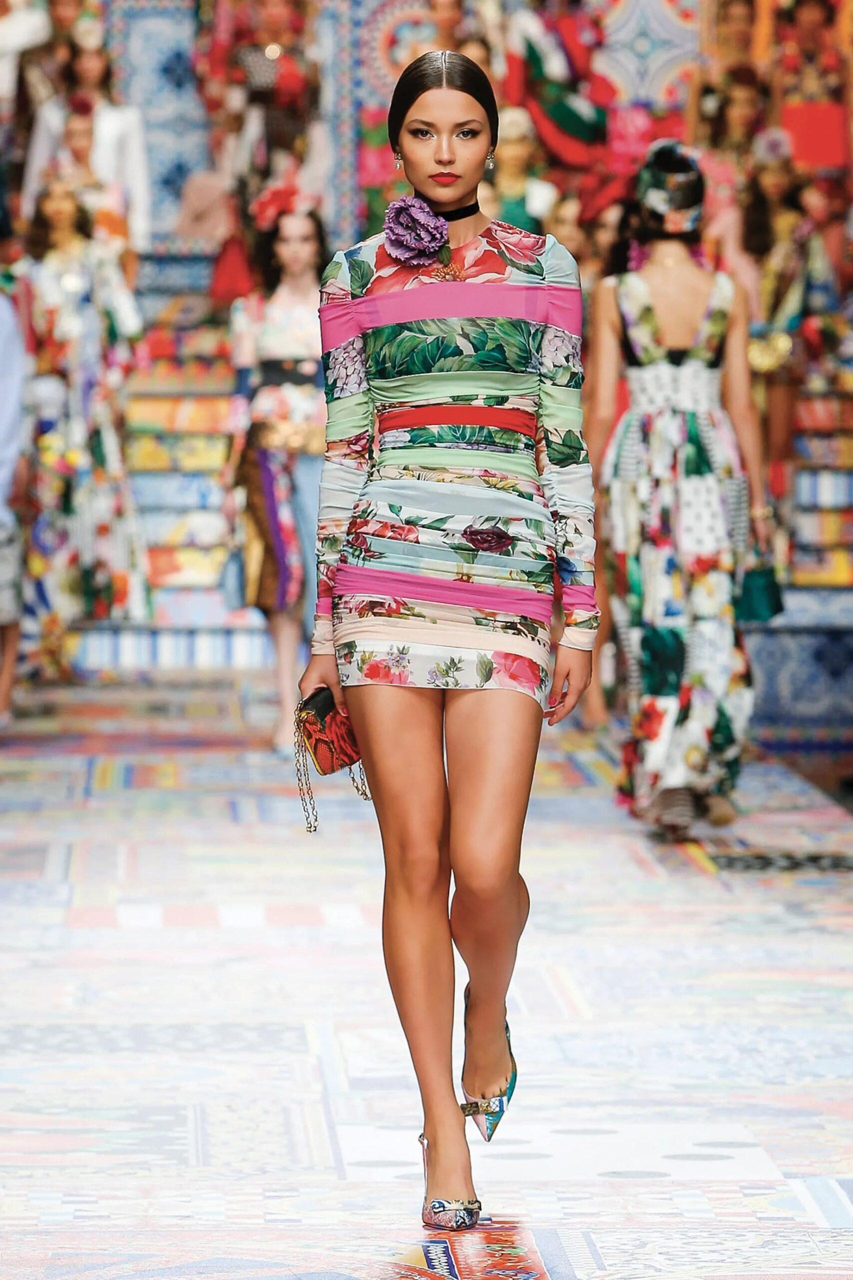 Le tendenze moda primavera 2021 viste sulle passerelle di Alta Moda