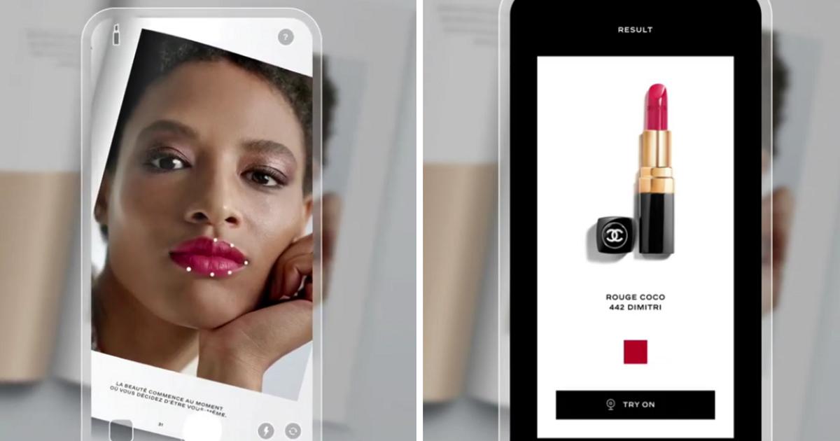 Lipscanner Chanel: arriva l'app per trovare il rossetto dei sogni