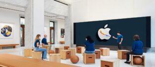 Apple Roma: in Via del Corso lo store della mela più grande d'Europa
