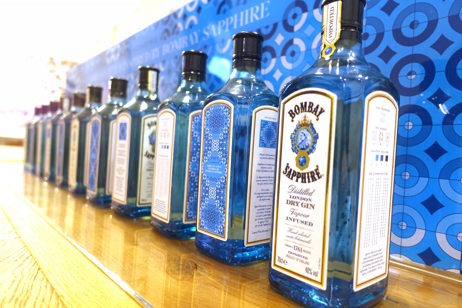 Gin Bombay Sapphire: il nuovo trend è bere Gin sostenibile!