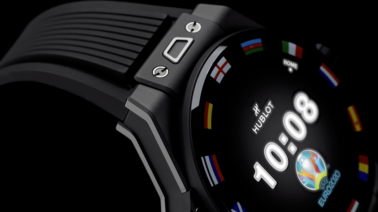 Hublot UEFA Euro 2020: l'orologio ufficiale degli Europei di calcio