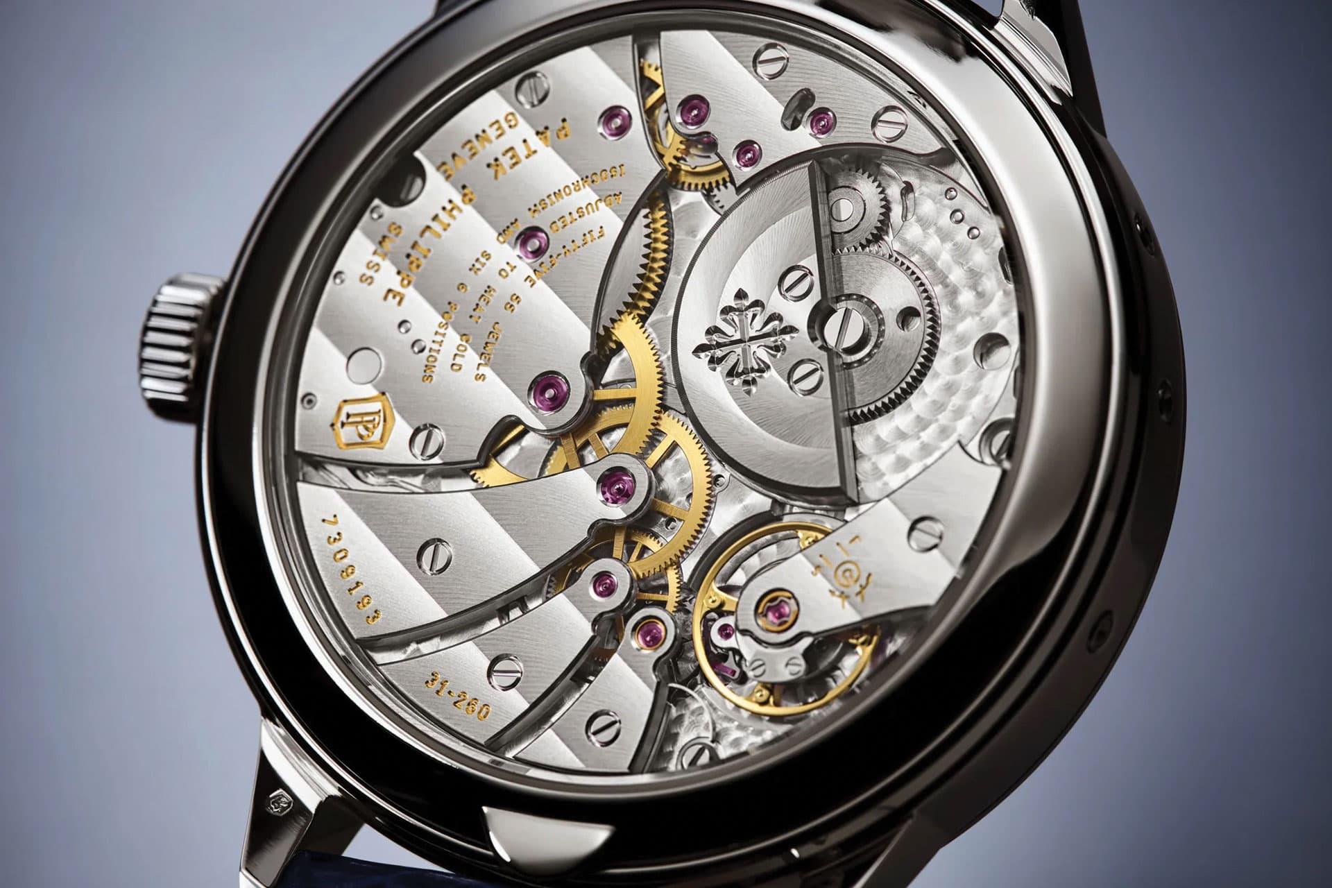 Orologio Patek Philippe Ref. 5236P-001 La nuova creazione da polso con calendario perpetuo