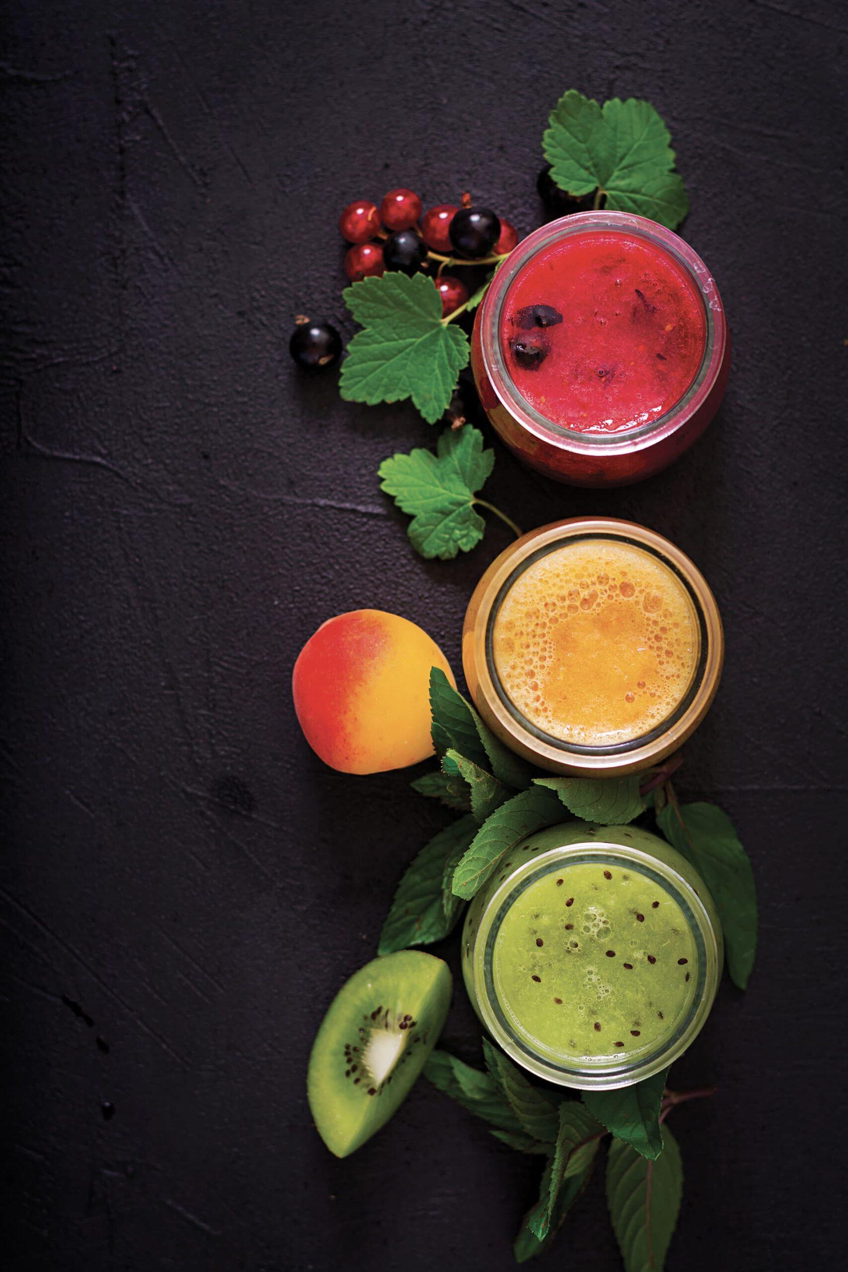 I Succhi di Frutta Gourmet conquistano i Ristoranti stellati