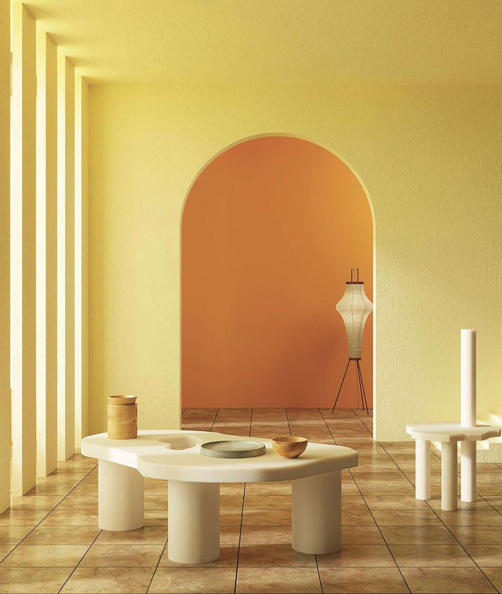Tendenze Casa Estate 2021 Stile semplice e tradizionale con accenni di colore
