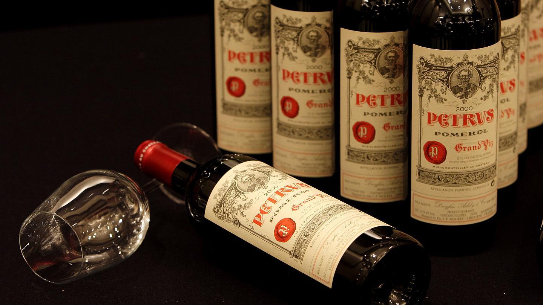 Vino Petrus 2000 Il rosso invecchiato nello Spazio vale 800mila euro
