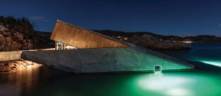 Ristorante Under Norvegia Il più grande ristorante sommerso del mondo