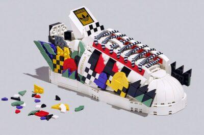 Sneaker Adidas Lego: collezione street style per distinguersi