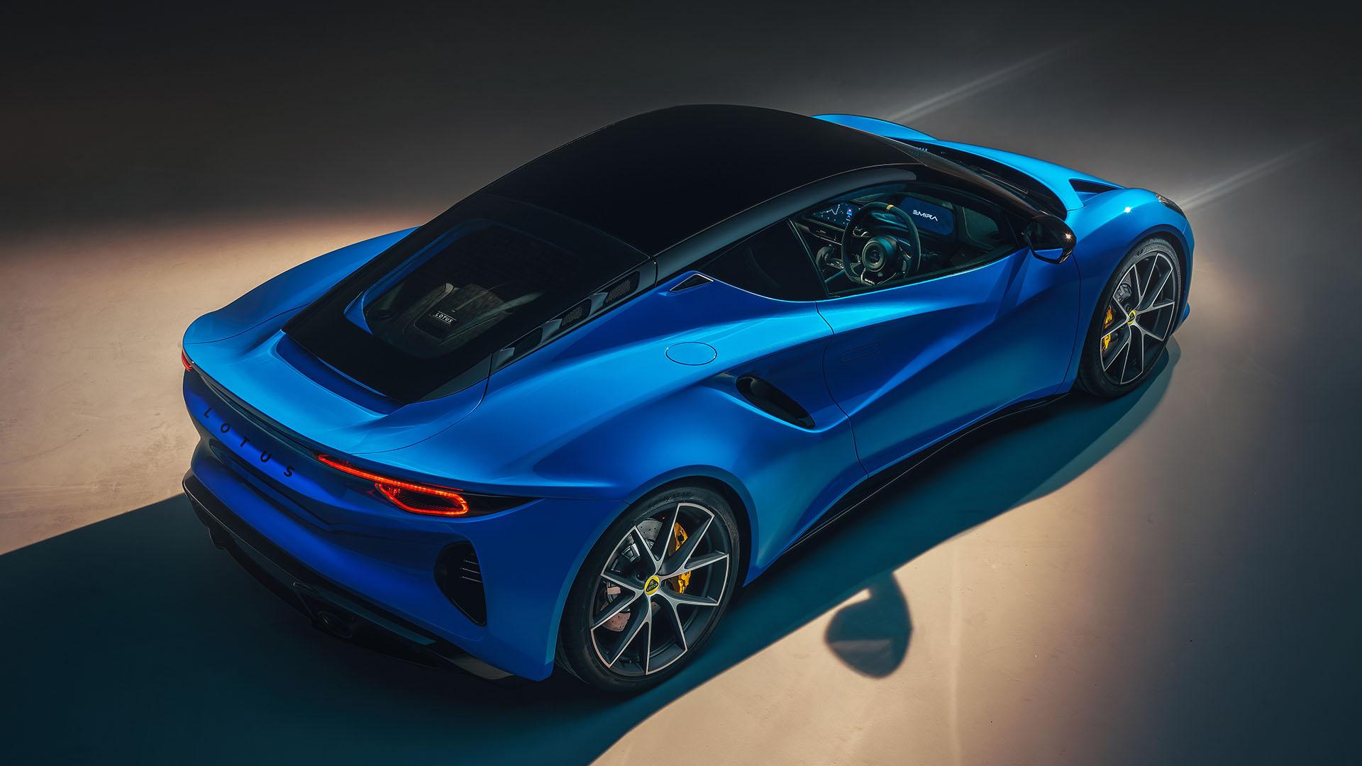 Lotus Emira V6 First Edition In arrivo in Italia la prossima primavera