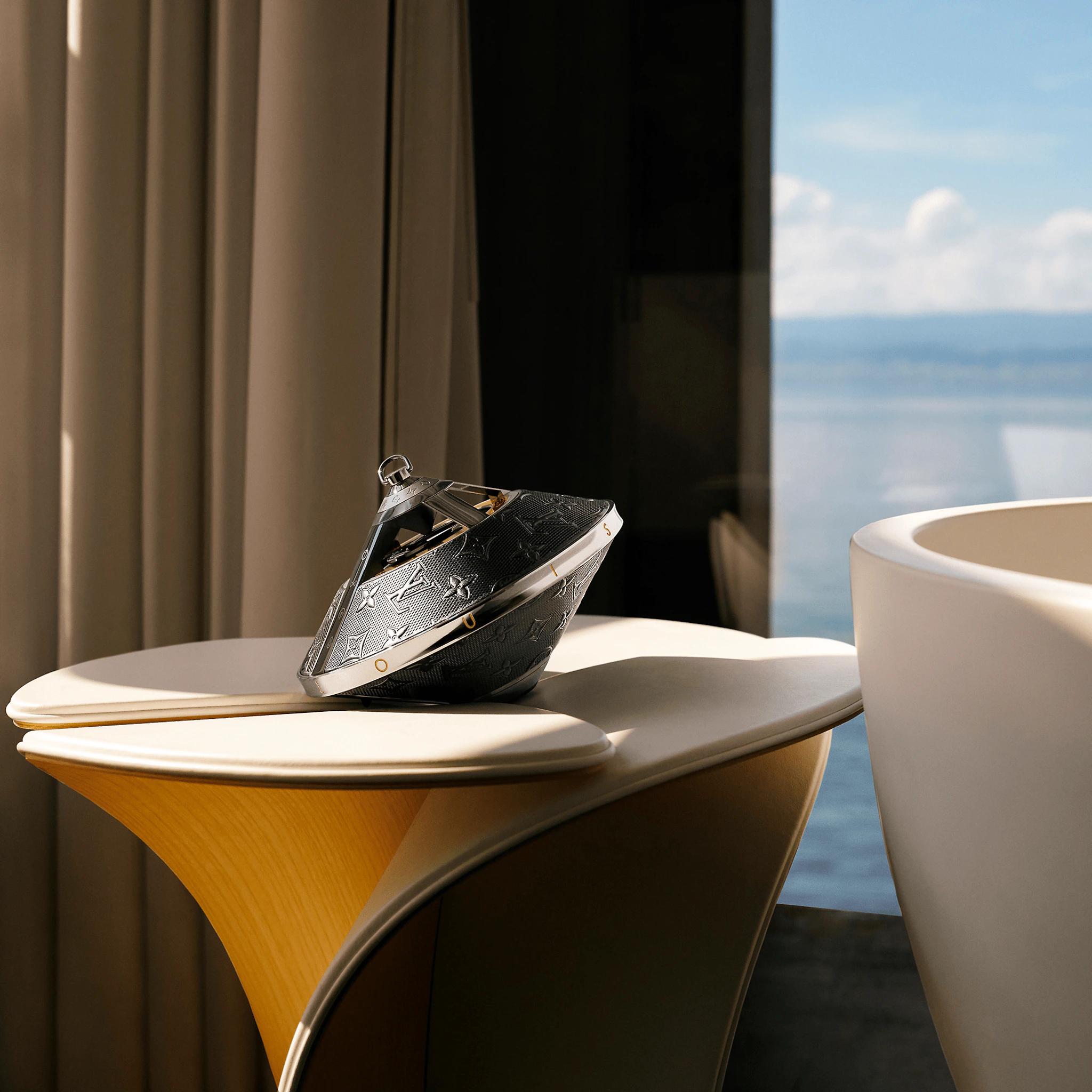 Louis Vuitton Horizon Light Up: l'esperienza musicale per eccellenza incontra il design