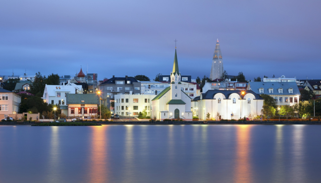 Reykjavik Islanda: la prima città del mondo dove vivere senza stress