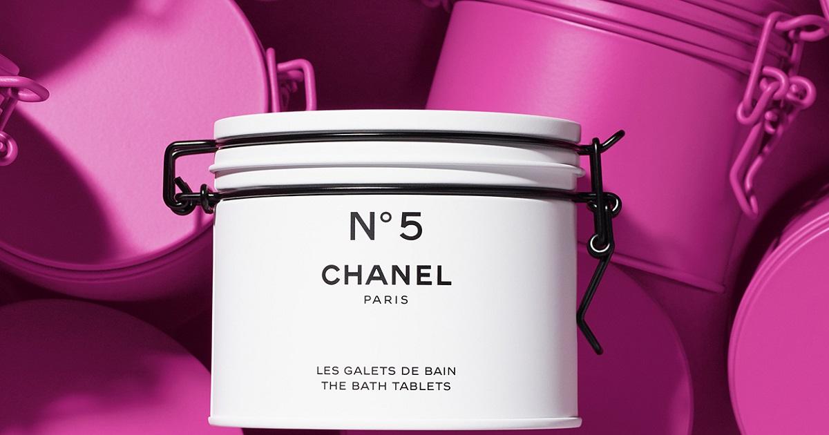 Chanel Factory 5 La fabbrica dei sogni firmata Chanel N. 5